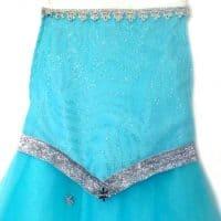 FROZEN-Inspired Princess Elsa Dress Up Apron Tutorial