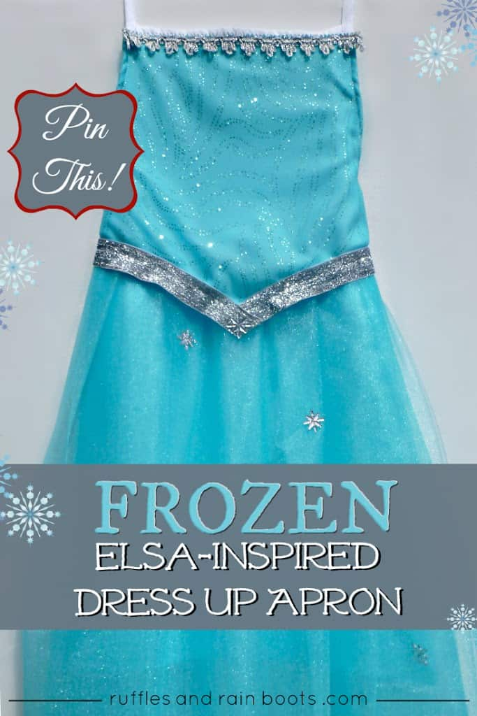 20+ Awesome DIY Elsa Costume Tutorials for Little Girls