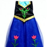 FROZEN-Inspired Princess Anna Dress Up Apron