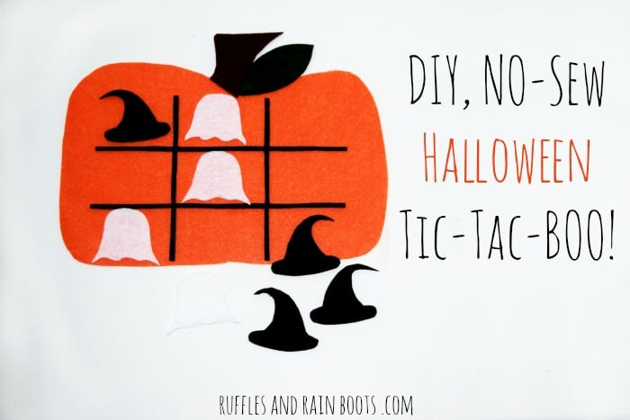 DIY Handmade Halloween Games for Kids