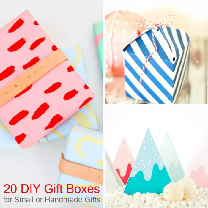 small craft ideas for gifts 20 diy gift box ideas for small or handmade gifts 7155