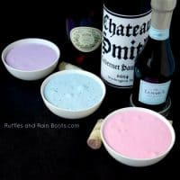 Wine and Slime Party