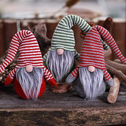 Pajama Gnome Ornaments