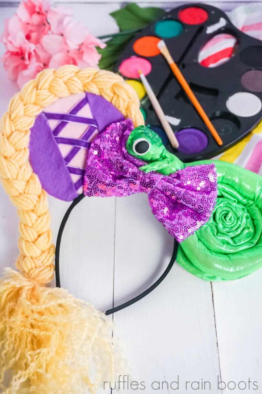 Disney Princess Mickey Ears Rapunzel Minnie Ear headband