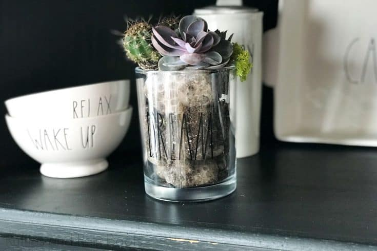 Easy Rae Dunn Repurpose Ideas