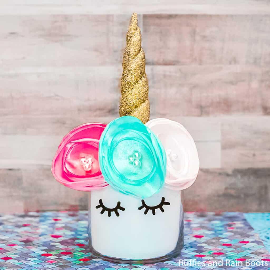 easy unicorn gift idea