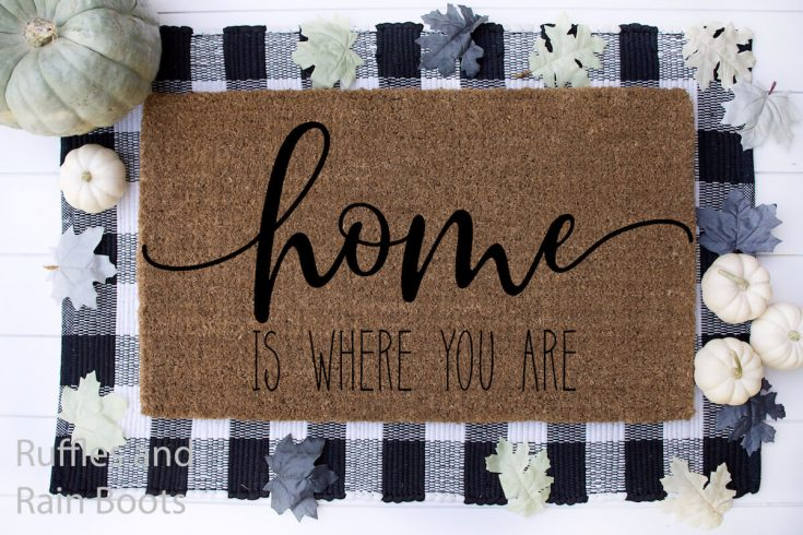 Home is Where You Are Farmhouse SVG